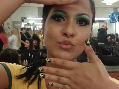 Miriam rainha do carnaval