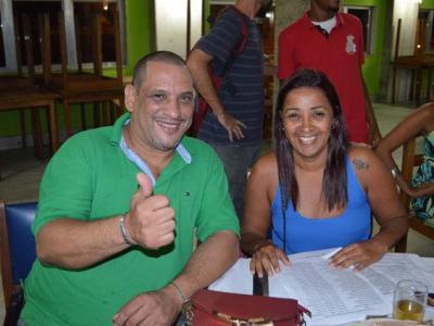 Antonio e Cristina Teles, Imperio da Tijuca.JPG