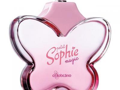Colônia Sophie Magic - O Boticário - R$ 55,90