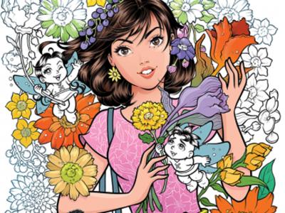 Livro de colorir Turma da Mônica Jovem - Livraria Nobel - R$ 29,90