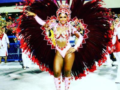leila no carnaval2017