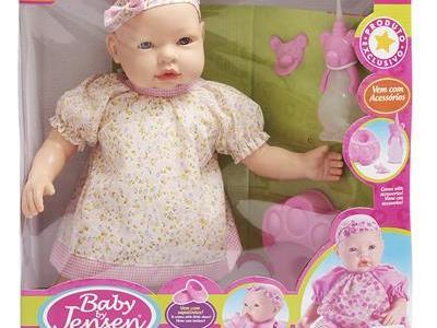 Baby by Jensen Xixi - Ri Happy - R$ 59,99