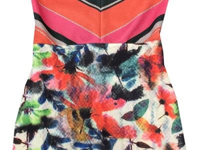 Vestido de R$159.90 por R$39.90 na My Place do Shopping Pátio Alcântara.Tel.2601-1013