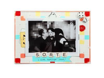 Porta retrato da sorte- Imaginarium - de R$ 59,90 por R$ 39,90