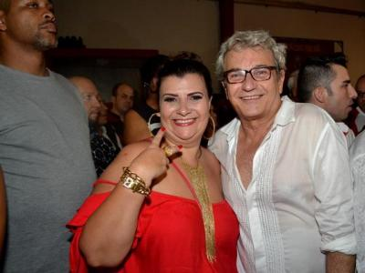SOLANGE BICHARA E CHICO SPINOSA