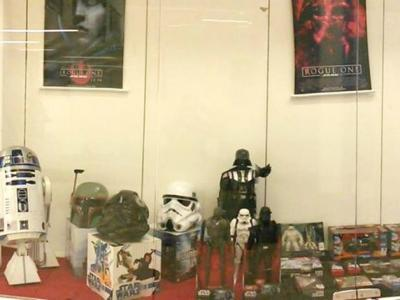 """Exposição """"40 Anos Star Wars"""" (5)"""