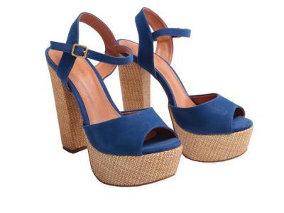 Sandália de salto alto - Sonho dos Pés do Boulevard Shopping São Gonçalo- R$ 139,00