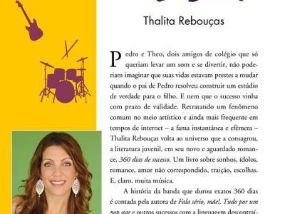 Encarte Encontro pagina thalita