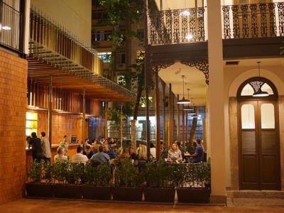 villa 25 - restaurante