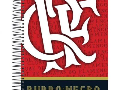 Caderno Universitário Flamengo 1x1 - Lojas Americanas - Bangu Shopping