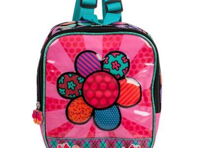 Lancheira Infantil Cute Flowers - Le Postiche, Bangu Shopping - R$39,99