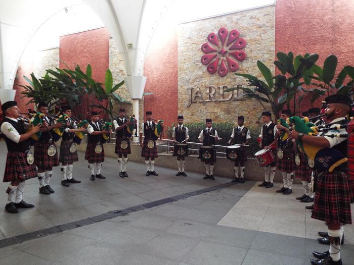 Banda Brazilian Pipers