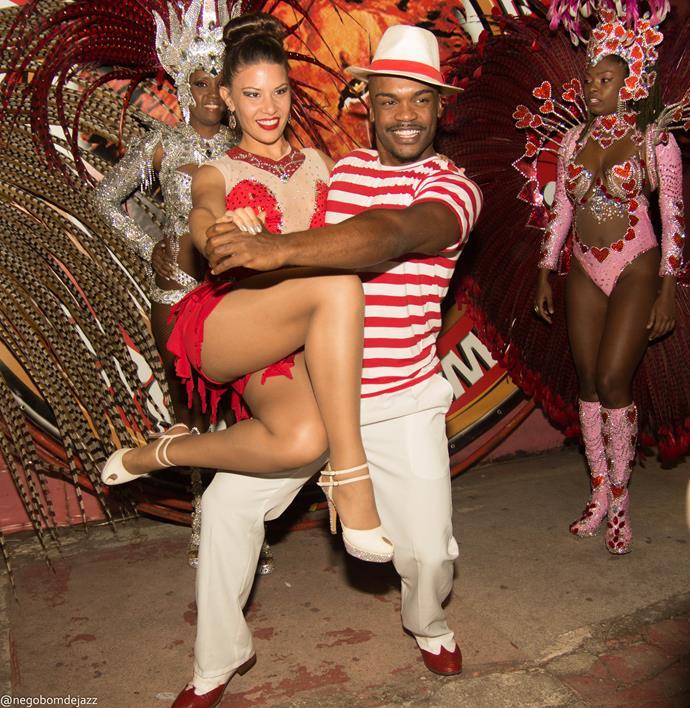 Uma Noite no Berço do Samba