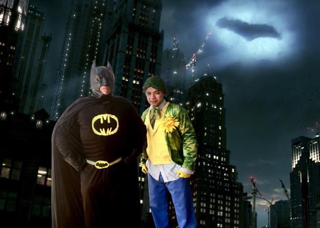 Batman e Coriga
