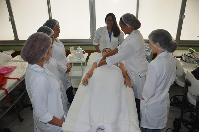 Técnico em Estética-Senac-RJ