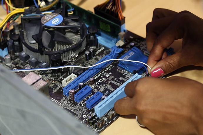 Técnico em Informática.
