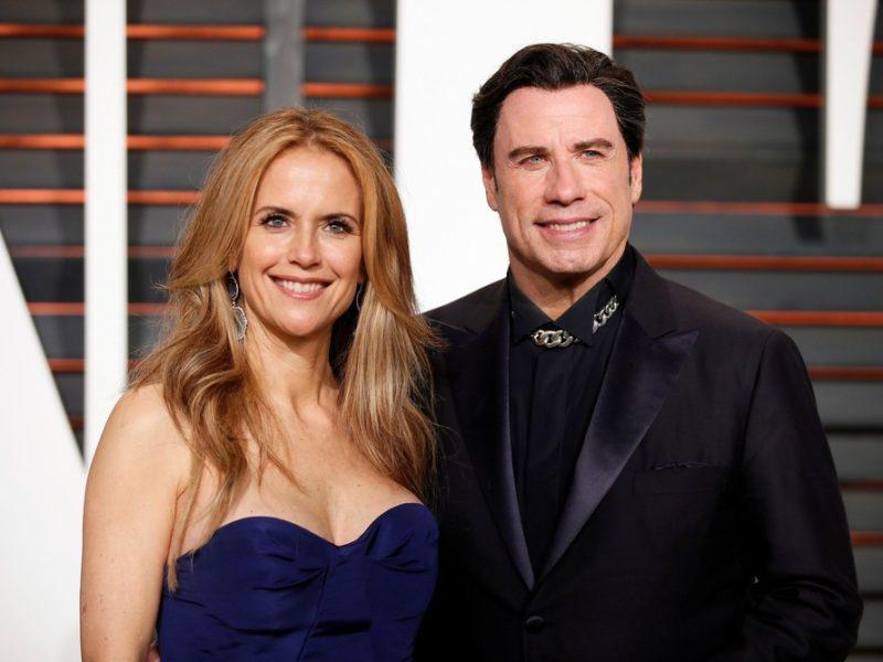 Kelly Preston e John Travolta