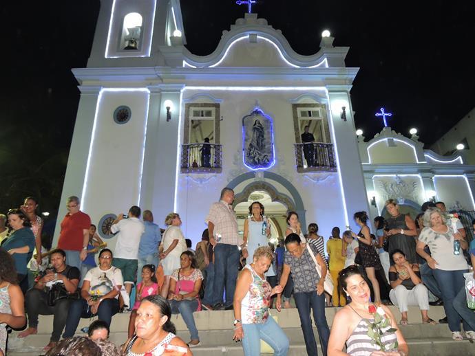 Capela Nossa Senhora da Conceição de Niterói comemora jubileu de 350 anos