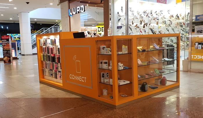 ão Gonçalo Shopping - Connect
