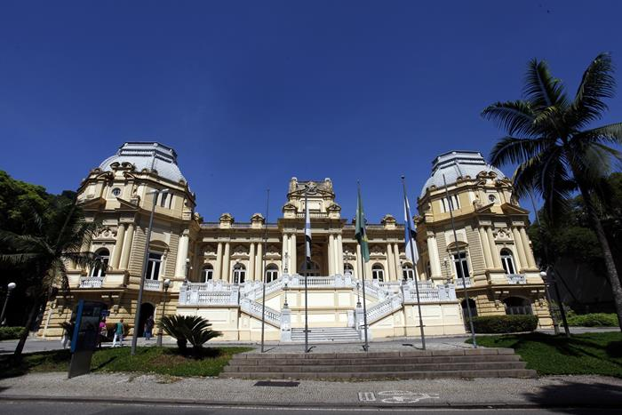 Palácios Guanabara e das Laranjeiras