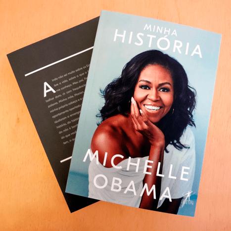 Livro Michelle Obama