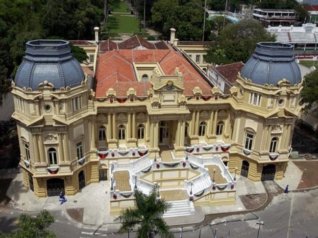 Governo do Estado lança o programa Palácios do Povo
