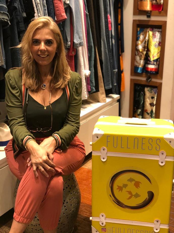 Fullness lança a 'Mala Segura' em Niterói (RJ)