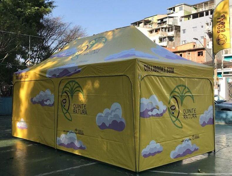 Projeto Quinteratura Colli Books